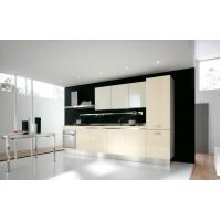 Кухни с фасадами из пластика (10)