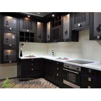Кухни с шпонироваными фасадами (7)
