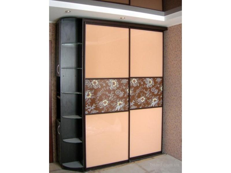 Мебельная фабрика пирамида-26 - шкаф-купе корпусный 02.