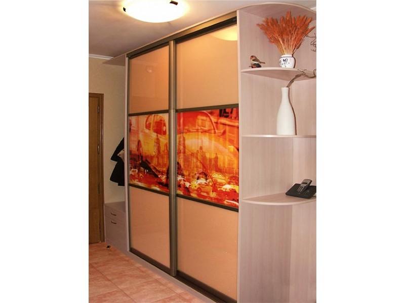 """Шкафы-купе на заказ от студии мебели """"дизайн-проект"""" в Чите ."""